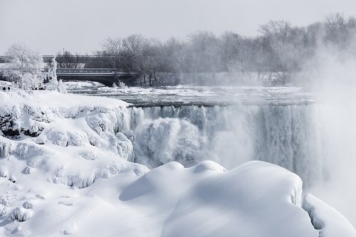 All American Niagara Falls Winter Tours