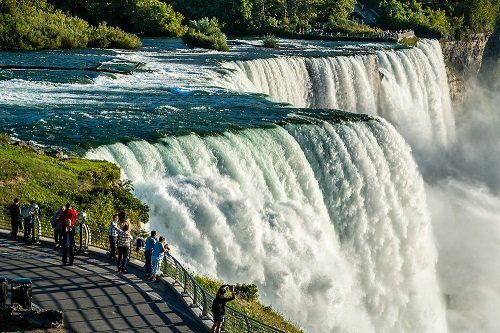 Niagara Falls Viewing Points