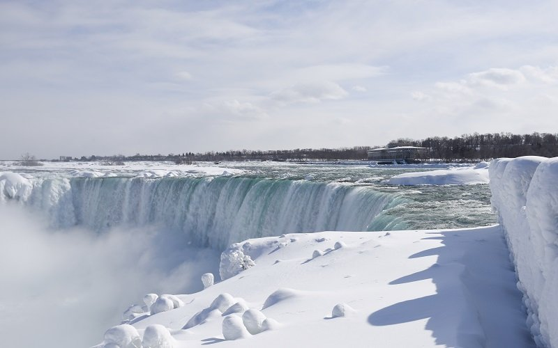 Niagara Falls Winter 800 X 500