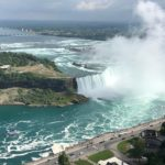 Canadian side Niagara Falls Tour with Maid of the Mist Tour Boat Ride