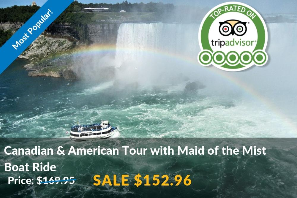 Over The Falls Tours Niagara Falls Tours In Canada And Usa