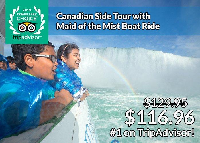 Niagara Falls Canada Tour